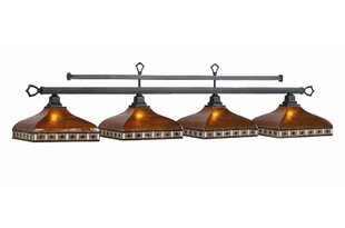Brekke 4-Light Billiard Light By Red Barrel Studio