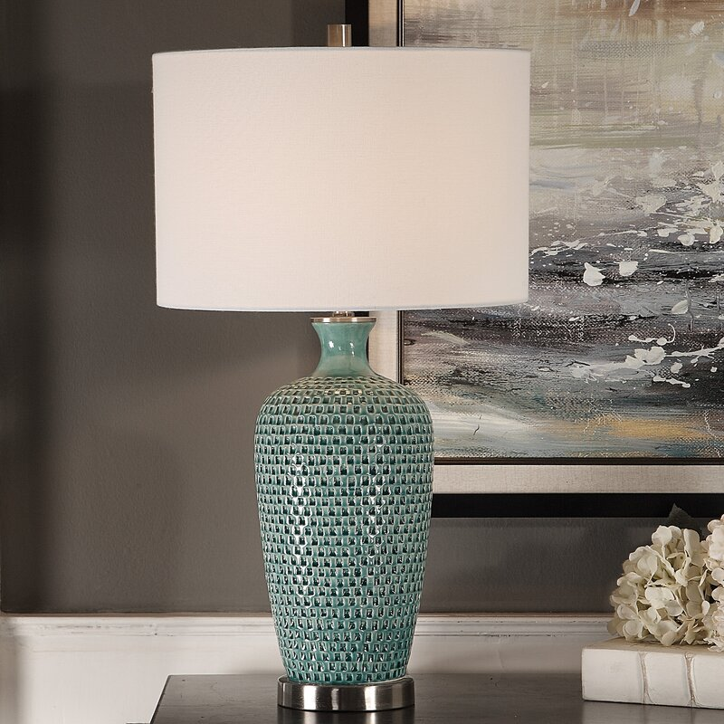 "Vanhorn 27"" Table Lamp"
