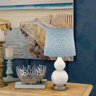 Savings Makel 21 Table Lamp (Set of 2) By Highland Dunes
