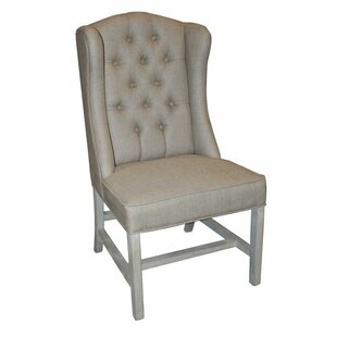 White x White Westboro Side Chair