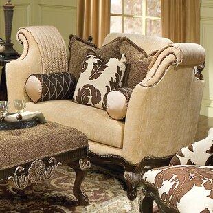 Benetti's Italia Salermo Chair and a Half