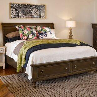 Broyhill® Ashgrove Storage Sleigh Bed