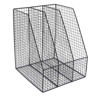 Mckey Functionally Designed Wire Mesh Letter Holder By Williston Forge
