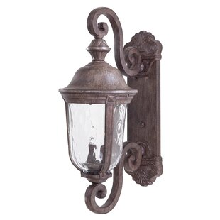 Ardmore 2-Light Outdoor Wall Lantern by G..