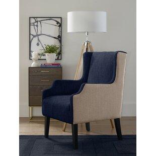 Barton Wingback Chair