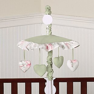 Great Price Riley's Roses Musical Mobile By Sweet Jojo Designs