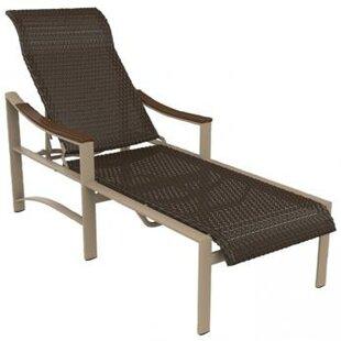 Tropitone Brazo Woven Patio Chair