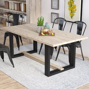 Gillespie Base Dining Table by Laurel Foundry Modern Farmhouse Wonderful