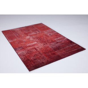 Ribay Red Rug by Castleton Home