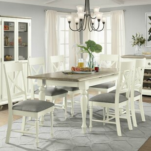 Review Orlo Extendable Dining Set With 4 Chairs (Set Of 5)