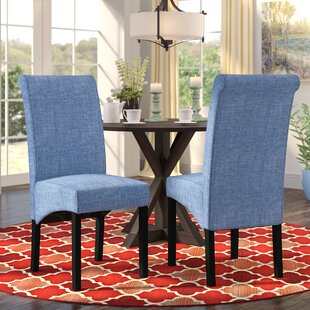 Red Barrel Studio Belmonte Dining Chair (Set of 2)