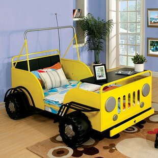 Gumbranch Twin Car Bed by Zoomie Kids