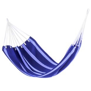 Handwoven Single Acrylic Tree Hammock