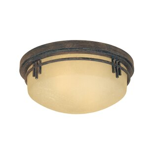 Caleigh Flush Mount by Mil..