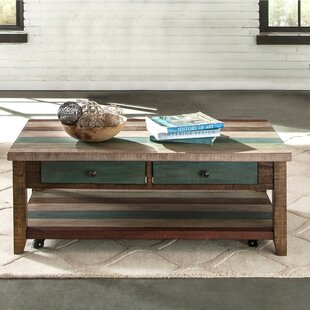 Bargain Nassau Street Coffee Table by World Menagerie