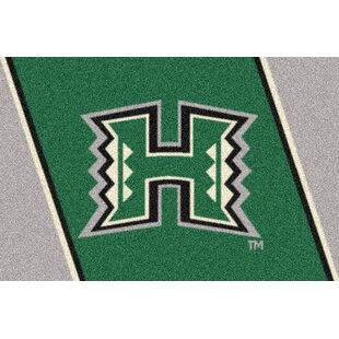 Collegiate University of Hawaii Warriors Doormat By My Team by Milliken