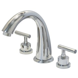Kingston Brass Manhattan Two Handle Roman..