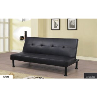 Latitude Run Stills Simple Convertible Sofa