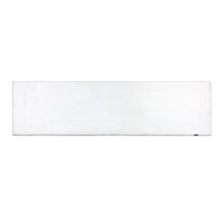 Affordable Price Ultra-Soft White Area Rug By Fabbrica Home