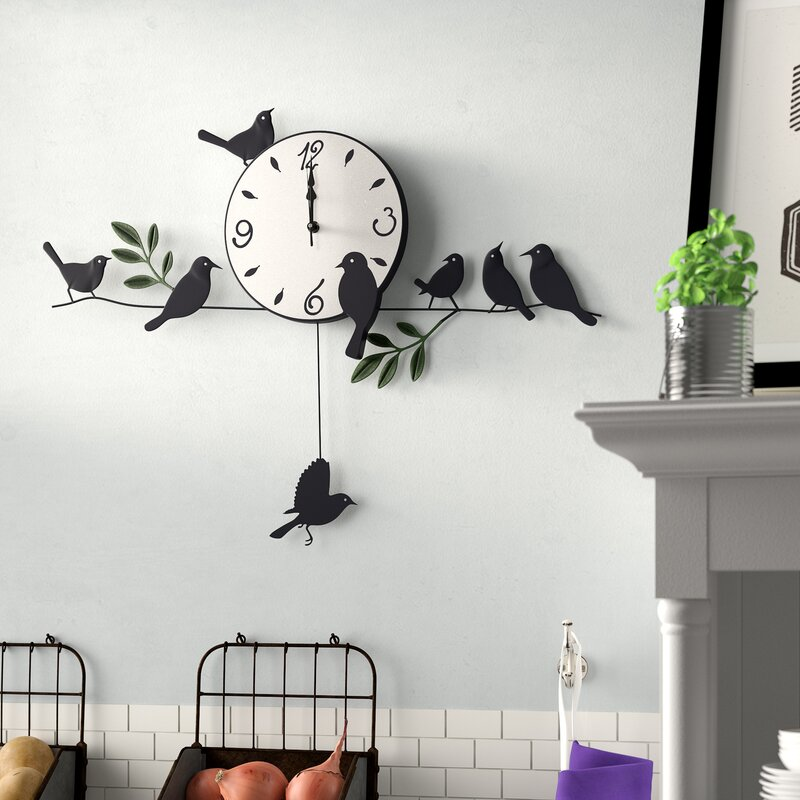 Oversized Rivau 70cm Wall Clock