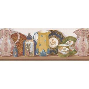 Kroll Vintage Plates And Pots 10.25u0027 L X 180