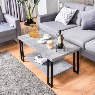 Elliana Accent Coffee Table by Wrought St..