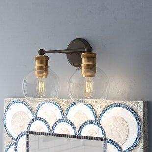 Mercury Row Rhynes 2-Light Vanity Light