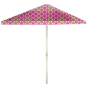 Best of Times 6' Square Market Umbrella