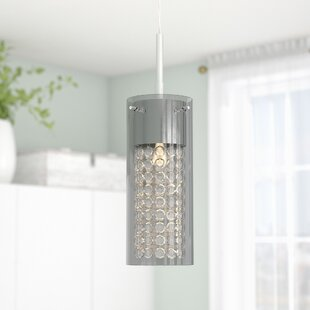 Zipcode Design Bainbridge 1-Light Cylinder Pendant