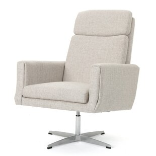 Deals Swivel Armchair By Langley Street