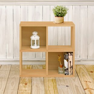 Kori Quad Cube Unit Bookcase Ebern Designs Read Reviews