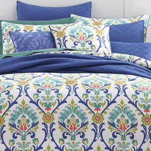 Palmetto Caribbean Comforter Set by Five Queens Court Best Choices