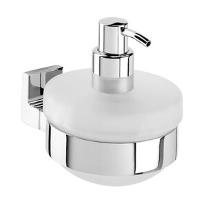 impuls wall mounted soap dispenser