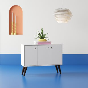 Anika Buffet Stand with 3 Shelves and 3 Doors