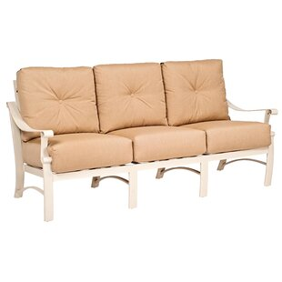 Bungalow Sofa with Cushions