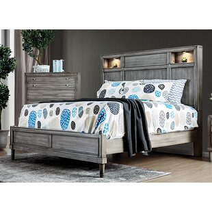 Everly Quinn Slough Panel Bed