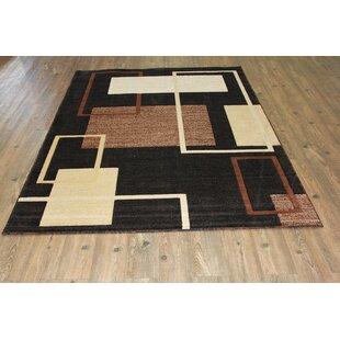 Berrier Black/Beige/Brown Area Rug ByOrren Ellis