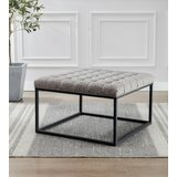 Pleasing Gahn Square Tufted Ottoman Wayfair Caraccident5 Cool Chair Designs And Ideas Caraccident5Info