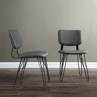 Petty Upholstered Dining Chair (Set of 2)