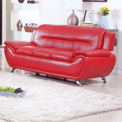 PDAEInc Roselia Modern Living Room Loveseat & Reviews | Wayfair
