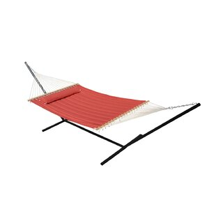 Alize Double Quilted Hammock by Freeport Park