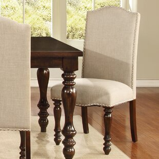 Darby Home Co Basey Parsons Chair (Set of 2)
