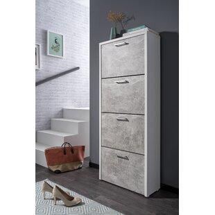 Rowan 24 Pair Shoe Storage Cabinet By 17 Stories