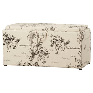 Lark Manor Orleans Upholstered Storage Be..