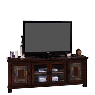 Hazelnut TV Stand for TVs up to 75