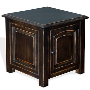 Sosie End Table by August Grove