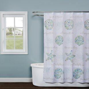 Jaylyn Fabric Shower Curtain