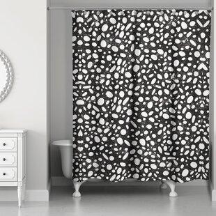 Affordable Price Pekalongan Pebble Shower Curtain ByOrren Ellis