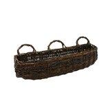 Round Woven Wall Basket Wayfair Ca
