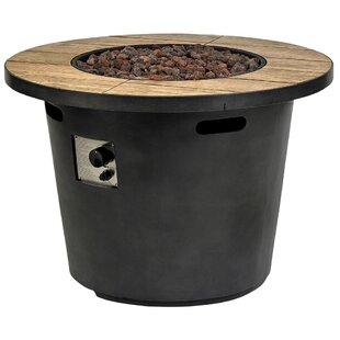 Del Rey Propane Fire Pit by Duraflame®